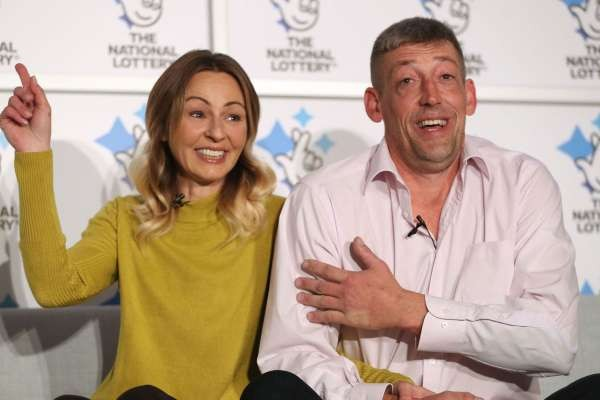 EuroMillions: Builder with three kids revealed as £105m jackpot winner
