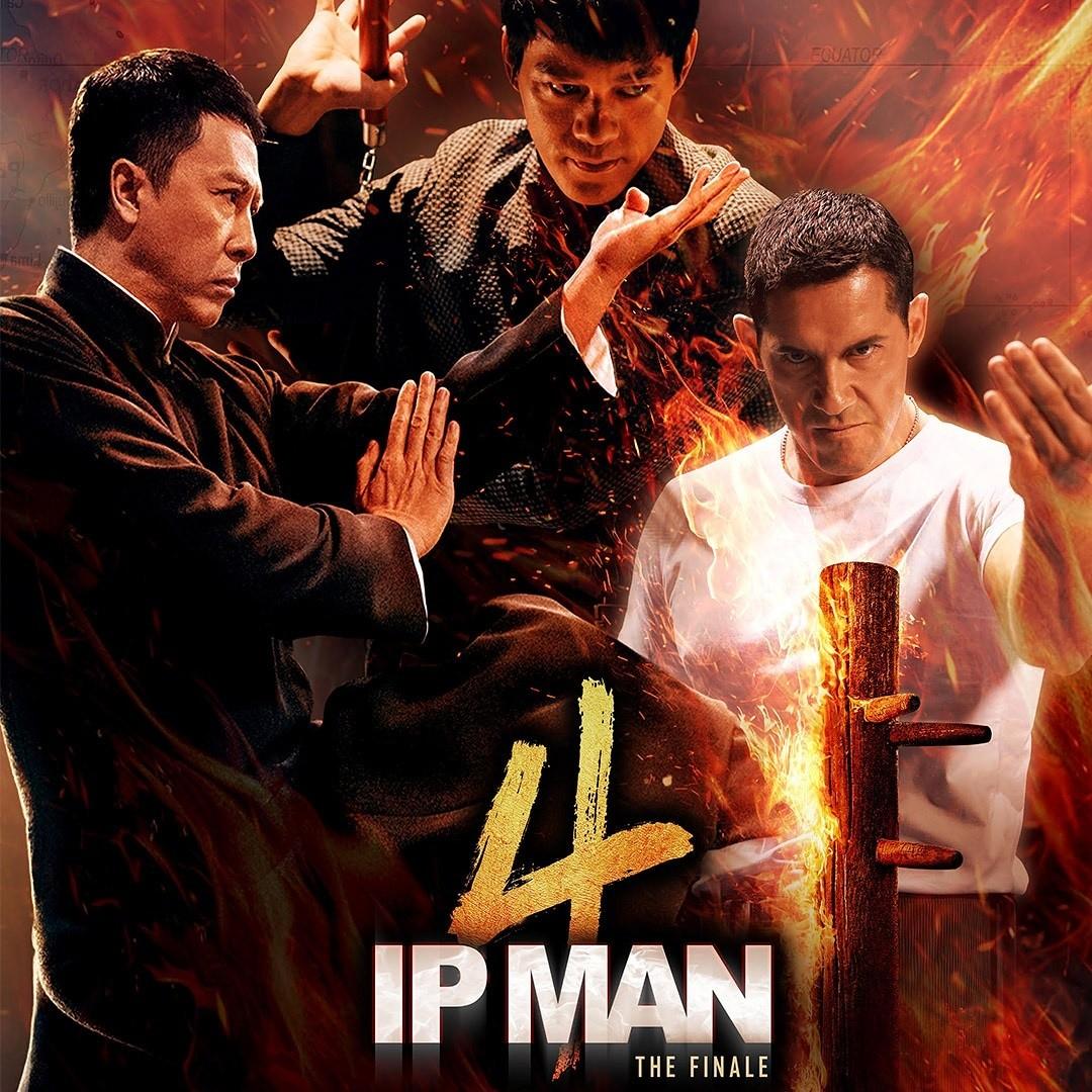 Ip man 4 full movie sub indonesia